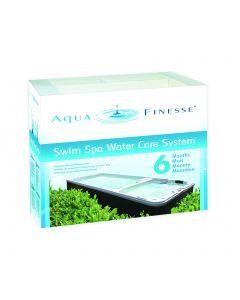 Aquafinesse swimspa onderhoudsbox voor zwemspa