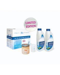 AquaFinesse onderhoudspakket voor spa, hottub of jacuzzi LIMITED EDITION actiepakket