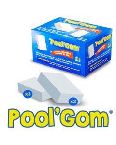 Pool'Gom reinigingsset sponzen voor zwembad