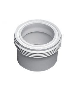 Spa en jacuzzi verwarming aansluiting PVC 1,5 inch met schroefdraad