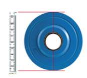 Spa bubbelbad filter lengte opmeten