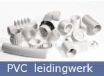 PVC leidingwerk