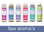 Spa aroma's