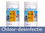Chloor en desinfectie